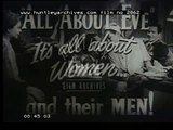 All about Eve trailer, 1950's -- Film 2862