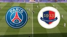 Le résumé du match Paris SG - SMCaen