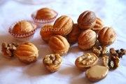 Walnut Cookies Recipe - Homemade Cookies - Heghineh Cooking Show