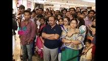 Kajal Aggarwal Harassed by Fans || Mana Madras Kosam FundRaising Event | Rana | Nani