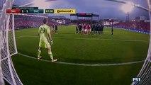 Mauro Rosales Goal - FC Dallas 2-1 Sporting Kansas City - 17-04-2016 MLS
