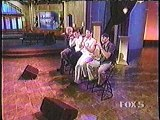 98 Degrees on Donnie & Marie -The Hardest Thing-