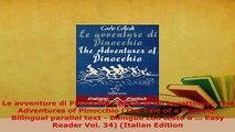 PDF  Le avventure di Pinocchio Storia di un burattino  The Adventures of Pinocchio The Tale Read Full Ebook