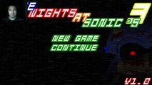 Five Nights at Sonics 3 | BAD ENDING | KILLED AT SONIC SPEED