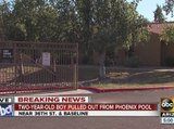 2-year-old Hospitalized After Submerging in Pool