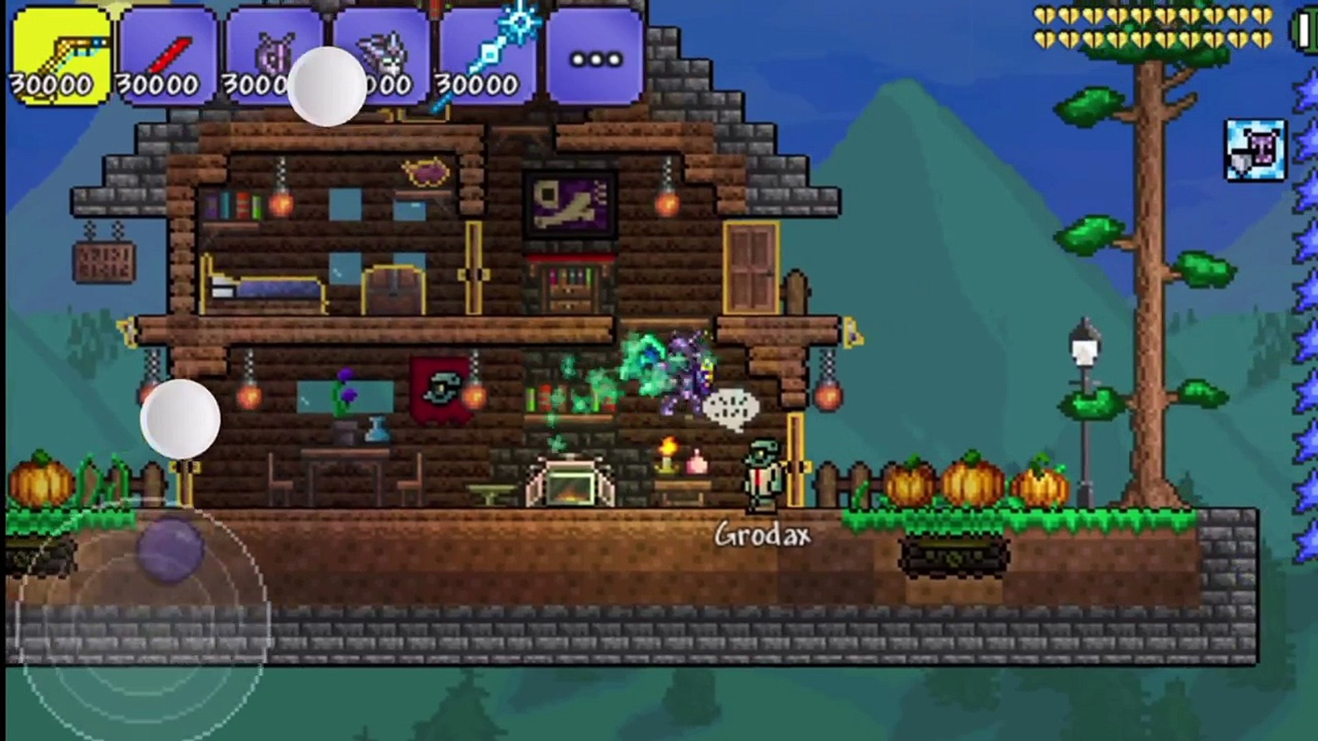 Terraria ALL ITEMS MAP for ios/android 1 2 4 REALLY HAS ALL THE ITEMS!!