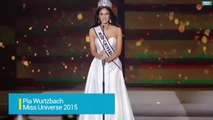 Pia Wurtzbach's last message as Miss Universe Philippines