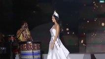 Pia Wurtzbach's last walk as the BB Pilipinas Miss Universe