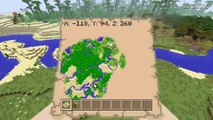 Minecraft: Xbox One-map seed- 2 JUNGLE TEMPLES+VILLAGE AT SPAWN