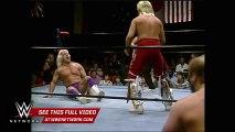 Ric Flair vs. Ricky Morton - NWA World Championship Wrestling, April 12, 1986  WWE Network