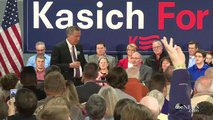 Kasich Advises Female Student to Avoid Parties With a Lot of Alcohol