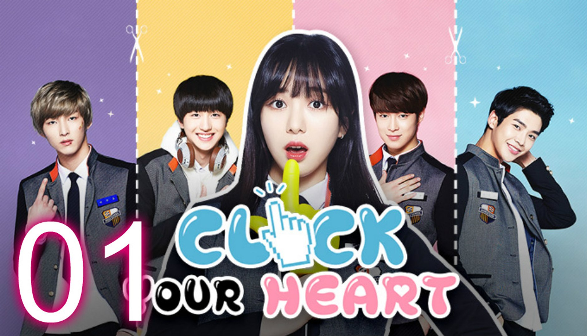 [ENG SUB] Click Your Heart Ep 1