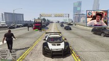 GTA 5 Multiplayer Co-op Mod Showcase! Play LSPDFR & Other Mods w