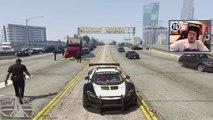 GTA 5 Mods - PLAY AS A COP MOD!! GTA 5 Police McLaren LSPDFR Mod Gameplay! (GTA 5 Mods Gameplay)