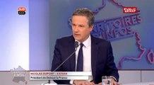 Invité : Nicolas Dupont Aignan - Territoires d'infos - Le best of (18/04/2016)