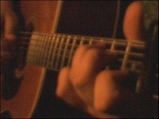 Visionnez les Cours Vidéo de Comment jouer mistral gagnant de Renaud � la guitare