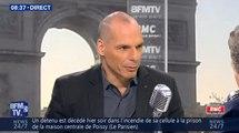 Nuit Debout, «une étincelle magnifique» pour Yanis Varoufakis