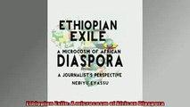 FREE PDF  Ethiopian Exile A microcosm of African Diaspora  BOOK ONLINE