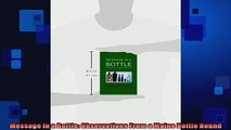 READ book  Message In a Bottle Observations From a Maine Bottle Hound  FREE BOOOK ONLINE