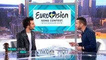Médias le mag, l'interview avec Amir de l'Eurovision 2016