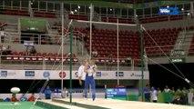Oskar KIRMES (FIN) HB - Rio Test Event 2016 TF/Qual