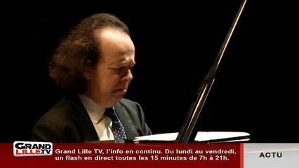 Cyprien Katsaris au Lille Piano(s) Festival 2014 (Concert Intégral)