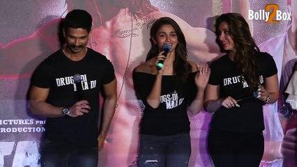Alia Bhatt - Udta Punjab Dialogue | bollywood celebrities | Kareena Kapoor | Shahid Kapoor