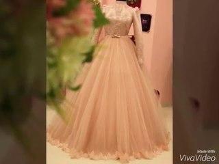 2016 Sezon Nişanlık Pudra Pembe Prenses Model