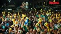 Brésil: une marée humaine dans les rues pour suivre le vote des députés
