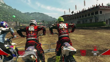 MXGP 2 : The Official Motocross Videogame : Vidéo-test MXGP 2 PS4 JVL