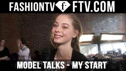 Model Talks F/W 16-17 My start pt. 2 | FTV.com