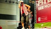La Bomba (4/5) - Реггетон на RiminiWellness 2010