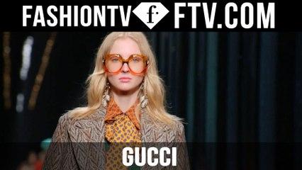 First Look Gucci F/W 16-17 at Milan Fashion Week | FTV.com