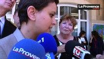 Najat Vallaud-Belkacem annonce 5 millions d'euros pour les écoles marseillaises