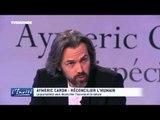 """Aymeric CARON : """"Les hommes sont des animaux"""""""