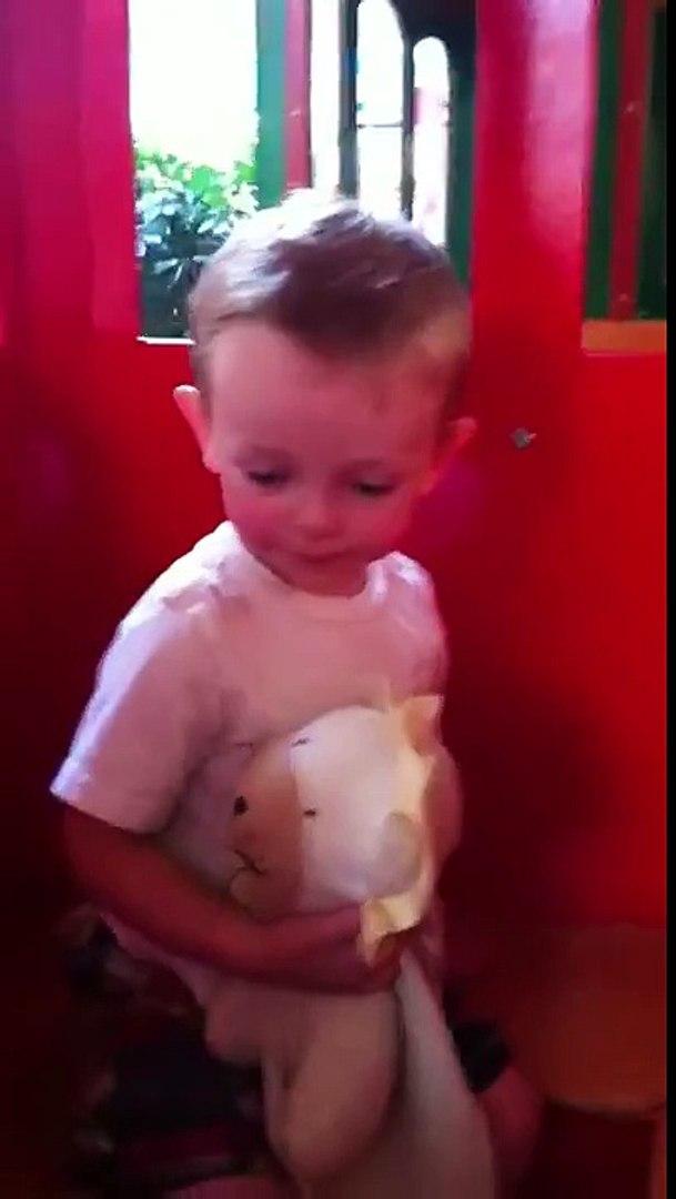 Jack on train