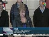 Suspenden clases en Chile hasta que se normalice suministro de agua