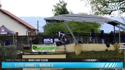 Finale Elites Hommes CDF Mours 2016 Dimanche