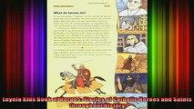 Read  Loyola Kids Book of Heroes Stories of Catholic Heroes and Saints throughout History  Full EBook
