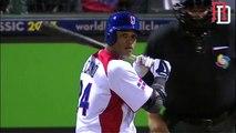 Holanda Vs Republica Dominicana 1- 4 Final Jose Reyes Baja La Tercera Carrera Dominicana