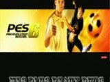 Buts PES 6 : ma compil