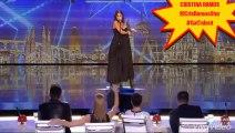 ¡¡¡ GENIAL !!! Cristina Ramos AC/DC Highway to hell Got Talent Opera + Rock Heavy