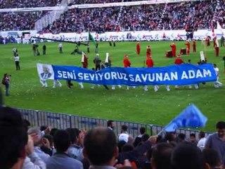 AGD Fetih Şöleni İnönü Stadyumu