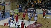 Basket-ball : Golbey-Épinal vs Challans (77-76)