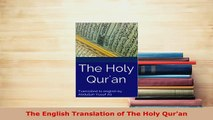 Read The Holy Quran English Translation Leather Pocket Book