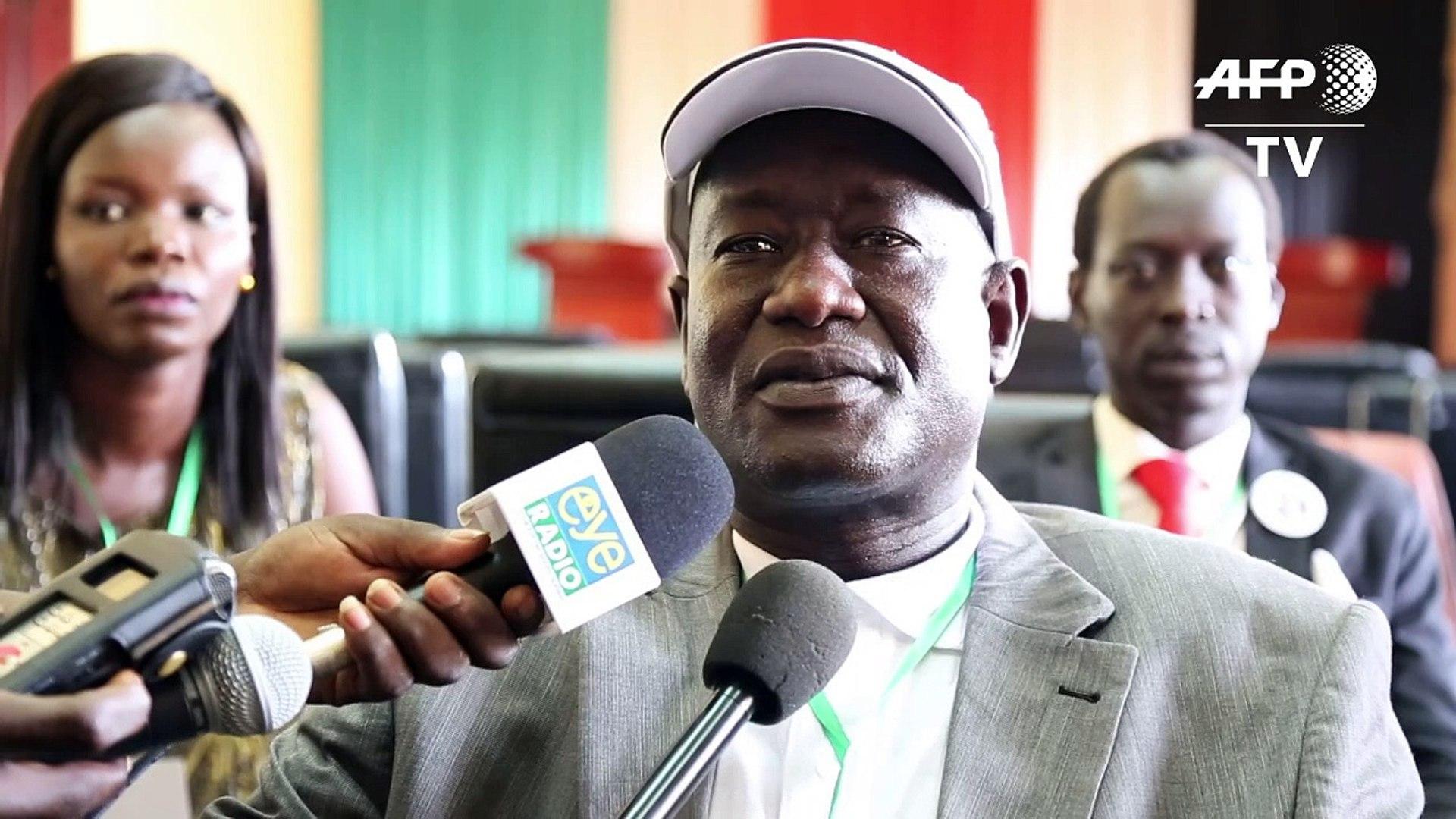South Sudan botches rebel chief's return