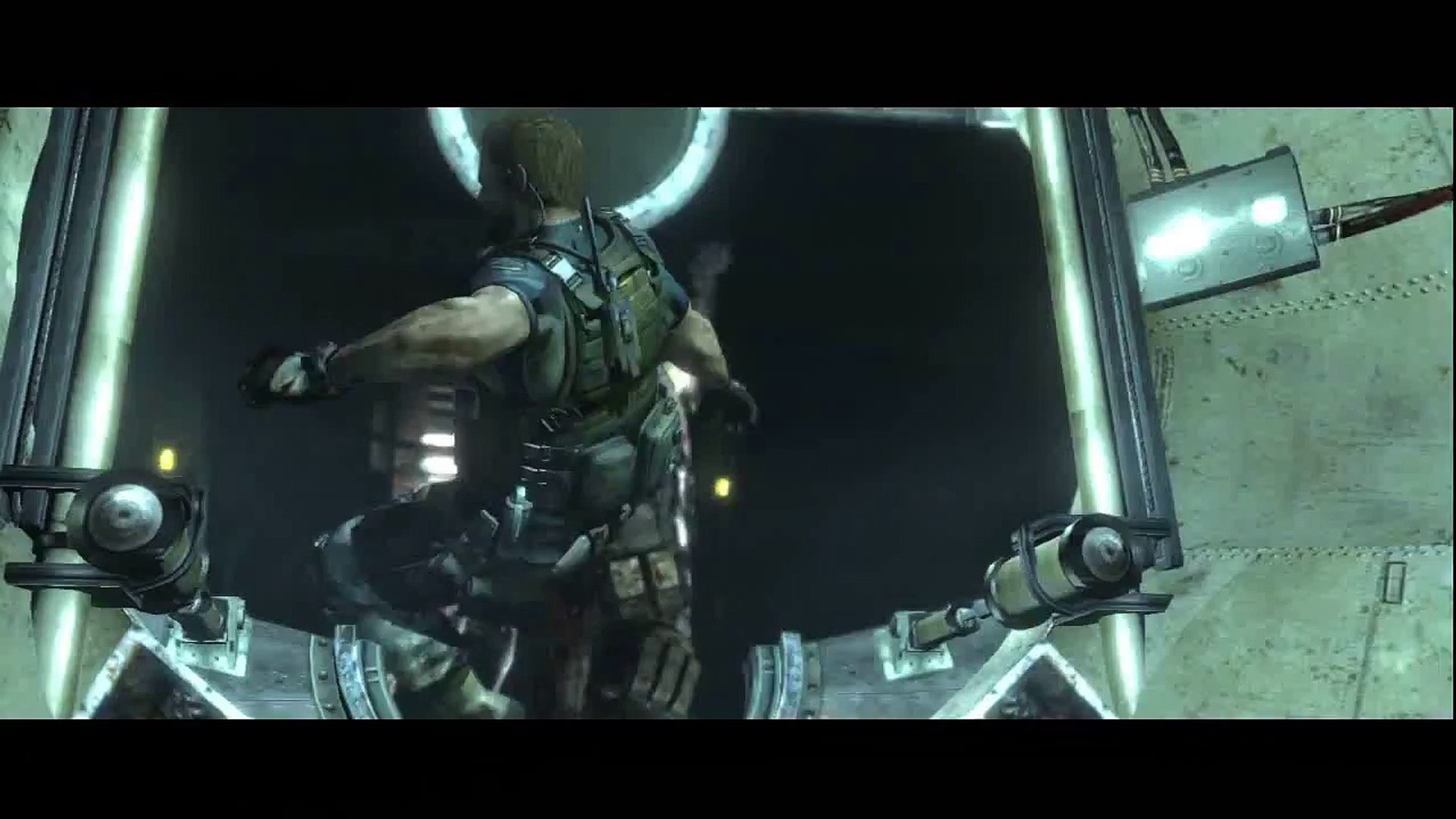 Resident Evil 6 Chris Ending Video Video Dailymotion