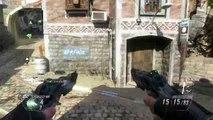 Power of LSAT Light Machine Gun wt Target Finder & Dual Wield B23R Pistol