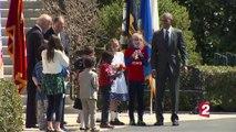 Barack Obama, decontracte, semble apprecier sa derniere annee de presidence