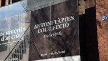 Antoni Tàpies.  Col·lecció, 1955 - 1965 | Antoni Tàpies. Collection, 1955 - 1965